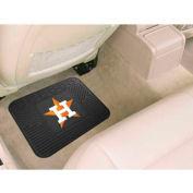 """MLB - Houston Astros - Heavy Duty Vinyl Utility Mat 14"""" x 17"""" - 10044"""