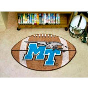 """Middle Tennessee State Football Rug 22"""" x 35"""""""