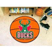 Milwaukee Bucks Basketball Mat