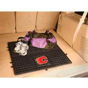 "NHL - Calgary Flames - Heavy Duty Vinyl Cargo Mat 31"" x 31"" - 10968"