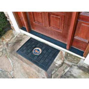 New York Mets Medallion Door Mat