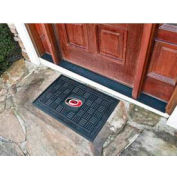 Carolina Hurricanes Medallion Door Mat
