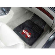 "Mississippi State University - Heavy Duty Vinyl 2 Piece Car Mat Set 17""W x 27""L - 11774"