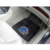 "Boise State University - Heavy Duty Vinyl 2 Piece Car Mat Set 17""W x 27""L - 11850"
