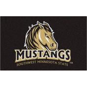 """Fan Mats Southwest Minnesota State University Ulti-Mat 60"""" X 96"""" - 14080"""