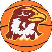 """Fan Mats Quincy University Basketball Mat 26"""" Dia. - 14123"""