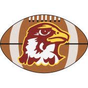 """Fan Mats Quincy University Football Rug 22"""" X 35"""" - 14124"""