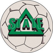 Fan Mats Delta State University Soccer Ball - 14133