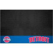 Fan Mats NBA - Detroit Pistons Grill Mat - 14203