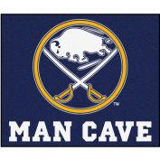 "Fan Mats NHL - Buffalo Sabres Man Cave Tailgater Rug 60"" X 72"" - 14400"