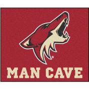 "Fan Mats NHL - Phoenix Coyotes Man Cave Tailgater Rug 60"" X 72"" - 14476"