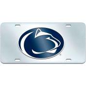 "Fan Mats Penn State License Plate Inlaid 6"" X 12"" - 15087"