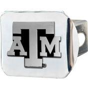 "Fan Mats Texas A&M Hitch Cover 4-1/2"" X 3-3/8"" - 15103"