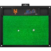 """Fan Mats New York Mets Golf Hitting Mat 20"""" X 17"""" - 15438"""
