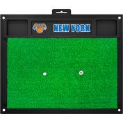 """Fan Mats New York Knicks Golf Hitting Mat 20"""" X 17"""" - 15448"""
