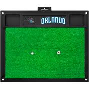 """Fan Mats Orlando Magic Golf Hitting Mat 20"""" X 17"""" - 15450"""