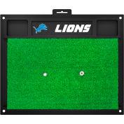 """Fan Mats Detroit Lions Golf Hitting Mat 20"""" X 17"""" - 15461"""