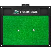 """Fan Mats Notre Dame Golf Hitting Mat 20"""" X 17"""" - 15494"""