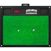 """Fan Mats University Of Arkansas Golf Hitting Mat 20"""" X 17"""" - 15501"""