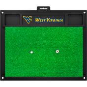 """Fan Mats University Of West Virginia Golf Hitting Mat 20"""" X 17"""" - 15519"""