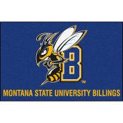 """Fan Mats Montana State - Billings Starter Mat 20"""" X 30"""" - 15552"""