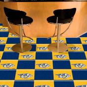 Fan Mats NHL - Nashville Predators Team Carpet Tiles - 15575