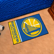 "Fan Mats NBA - Golden State Warriors Starter Mat, 19"" x 30"" - 17911"