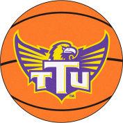"""Fan Mats Tennessee Technological University Basketball Mat 26"""" Dia. - 192"""