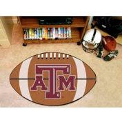 "Texas A&M Football Rug 22"" x 35"""