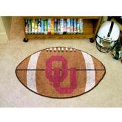 "Oklahoma Football Rug 22"" x 35"""