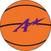 """Fan Mats Evansville Basketball Mat 26"""" Dia. - 282"""