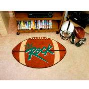 "Slippery Rock Football Rug 22"" x 35"""