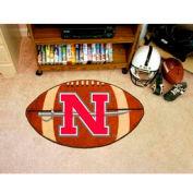 "Nicholls State Football Rug 22"" x 35"""