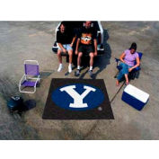 "Brigham Young Tailgater Rug 60"" x 72"""