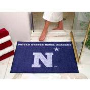 """US Naval Academy All-Star Rug 34"""" x 45"""""""