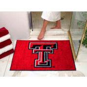 """Texas Tech All-Star Rug 34"""" x 45"""""""