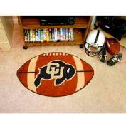 "Colorado Football Rug 22"" x 35"""