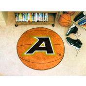 """US Military Academy Basketball Rug 29"""" Dia."""