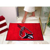"""Ball State All-Star Rug 34"""" x 45"""""""