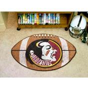 "Florida State Seminoles Football Rug 22"" x 35"""