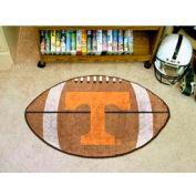 "Tennessee Football Rug 22"" x 35"""