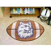 "University of Connecticut Football Rug 22"" x 35"""