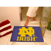 "Notre Dame All-Star Rug 34"" x 45"""