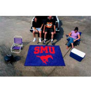 "Southern Methodist Tailgater Rug 60"" x 72"""