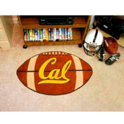 "California - Berkeley UC, of Football Rug 22"" x 35"""