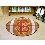 """Florida State Football Rug 22"""" x 35"""""""