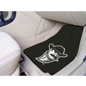 """New Mexico State University - 2 Piece Carpeted Car Mat Set 17""""W x 27""""L - 5281"""