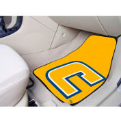 "University Tennessee Chattanooga - 2 Piece Carpeted Car Mat Set 17""W x 27""L - 5502"