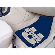 "Utah State University - 2 Piece Carpeted Car Mat Set 17""W x 27""L - 5503"