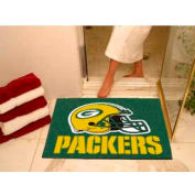 """Green Bay Packers All-Star Rug 34"""" x 45"""""""